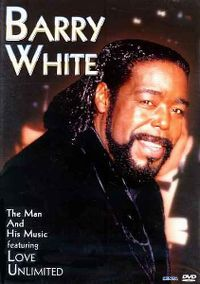 Cover Barry White - The Man And His Music [DVD]
